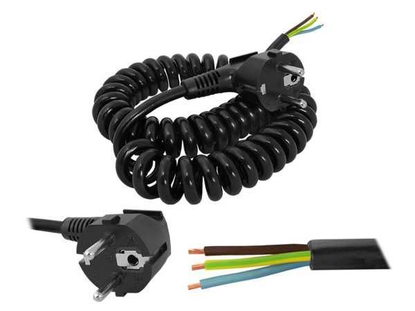Kroucený kabel flex 3x1mm