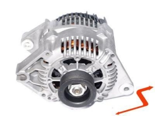 ALT001 ALTERNATOR CITROEN C3 JUMPER XANTIA XSARA ZX 95A